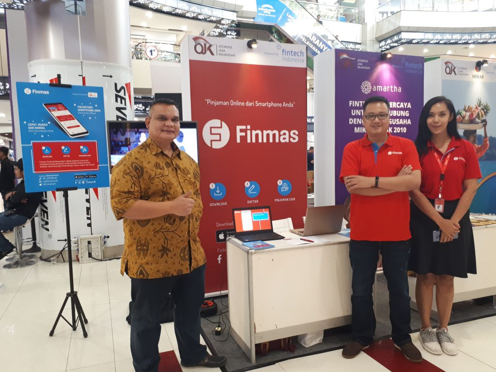 Fintech Days 2018 di Nagoya Hill Shopping Mall, Batam